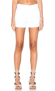 MOTHER The Dropout Cuff Short in Stayin' Alive