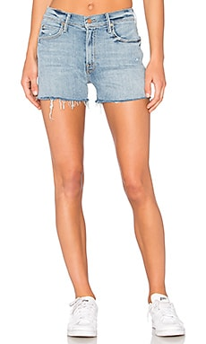 HW Rascal Fray Short in Chatterbox