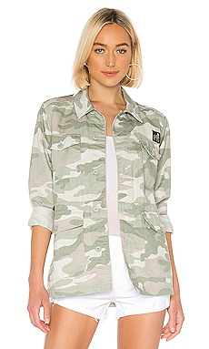 The Loose Veteran Jacket MOTHER $345