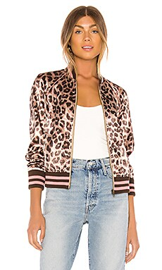 CAZADORA THE LETTERMAN ZIP JACKET MOTHER $242