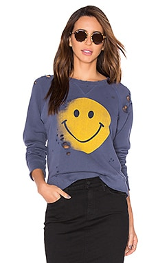 MOTHER The Square Sweatshirt in So Much For My Happy Ending