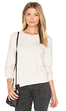 The Step Matchbox Sweatshirt en Ivory
