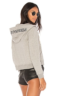 The Square Tear Hood Sweatshirt MOTHER $180