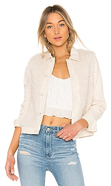 The Faux Fur Cabin Fever Jacket