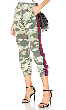 The No Zip Misfit Pant MOTHER $228