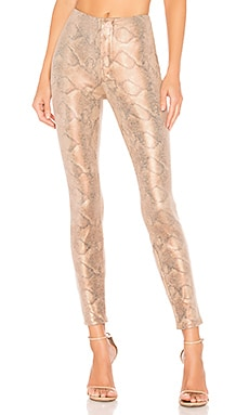 High Waisted Seamless Looker Ankle MOTHER $146