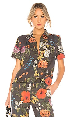 The Staycation Top MOTHER $69