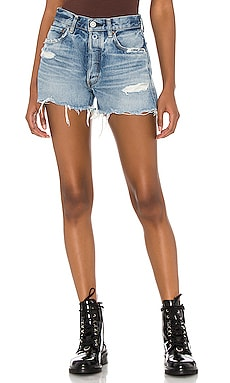 Packard Shorts Moussy Vintage $235 Sustainable