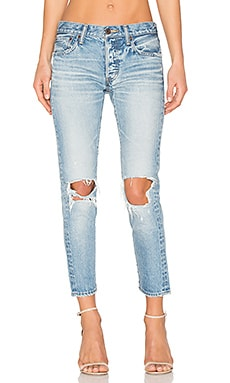 Latrobe Distressed Skinny in Light Blue