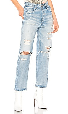 Barron Tapered Jean Moussy Vintage $245 Collections