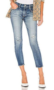 JEAN SKINNY LANCASTER Moussy Vintage $360 Collections