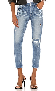 JEAN SKINNY LENWOOD Moussy Vintage $350 Collections