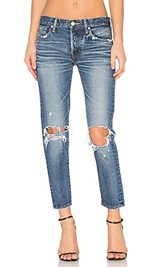 Latrobe Distressed Skinny in Blue