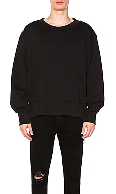 Double Pocket Crewneck Mr. Completely $128
