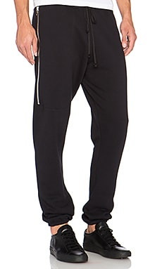 Mr. Completely Sweatpant in Black