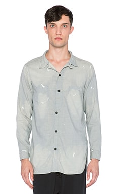Mr. Completely Lt Washed Chambray Button Up in Lt Wash