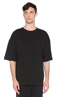Mr. Completely Baggy Tee Shirt in Black