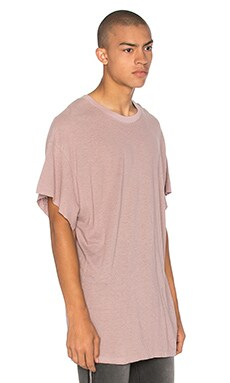 Mr. Completely Hemp Gym Tee in Plum