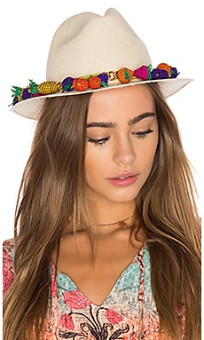 Carmen Miranda Hat in Multi