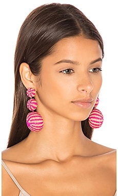 Fiesta Tropical Earrings