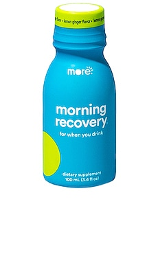 Morning Recovery Original Lemon 6 Pack More Labs $36