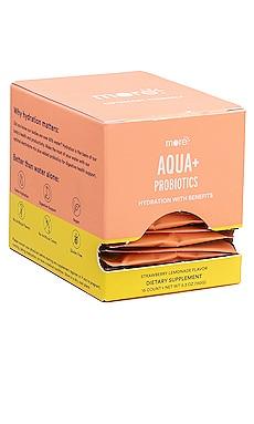 Aqua+ Probiotics Strawberry Lemonade 15 Pack More Labs $20
