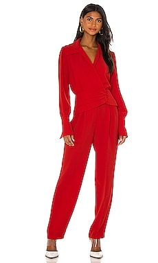 Long Sleeve Jumpsuit MSGM $358