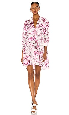 Shirt Dress MSGM $526 NEW