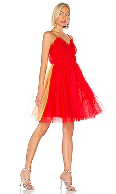 Fit and Flare Dress MSGM $355
