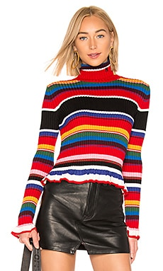 Ribbed Sweater MSGM $243