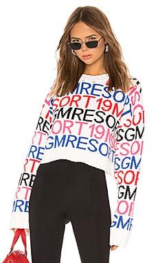 Logo Sweatshirt MSGM $470