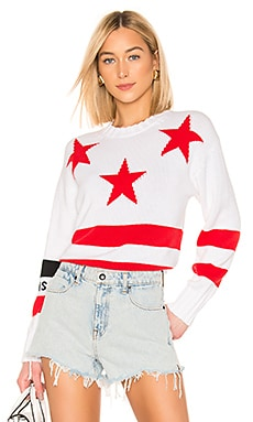 Star Sweater MSGM $160