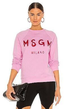 Felpa Sweatshirt MSGM $195