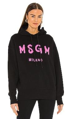 Hooded Sweatshirt MSGM $295