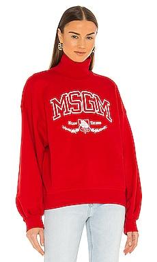 Turtleneck Sweatshirt MSGM $280