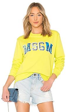 Logo Sweatshirt MSGM $88