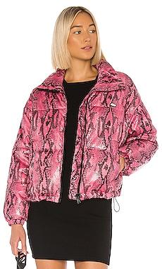 Python Print Jacket MSGM $820 NEW ARRIVAL