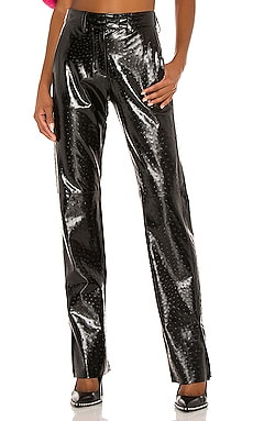 Leather Pant MSGM $316