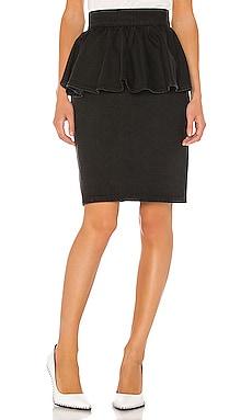 Peplum Skirt MSGM $350
