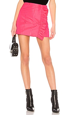 Ruffle Skirt MSGM $68 (FINAL SALE)