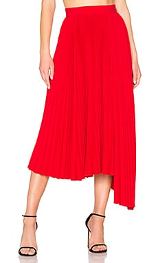 Pleated Maxi Skirt MSGM $274