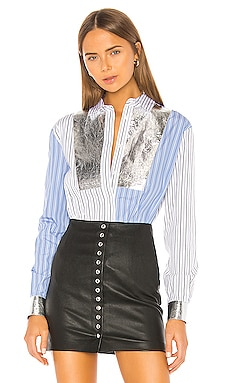 Button Up Shirt MSGM $540