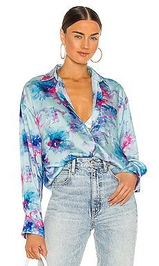 Tie Dye Blouse MSGM $370