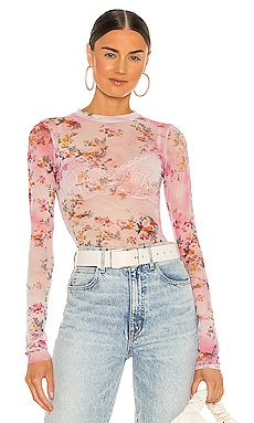 Floral Blouse MSGM $240 Collections