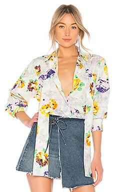 Popeline Shirt MSGM $108