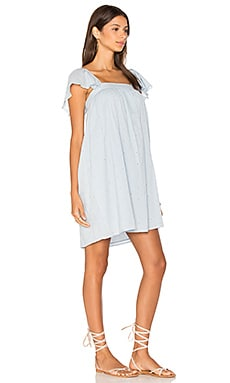 x REVOLVE Nicole Dress in Sky