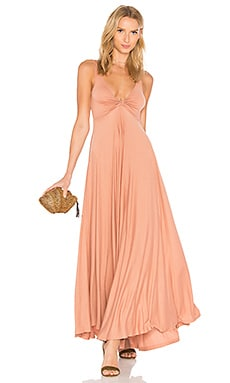 Zanzie Dress in Blush
