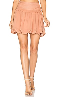 Lanae Skirt in Blush