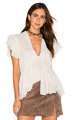 Maria Stanley Mariah Top in Bone