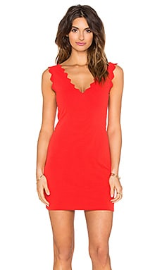 Marysia Swim Amagansett Dress in Poppy Red